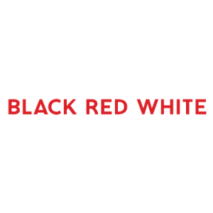 logo -  Black red white