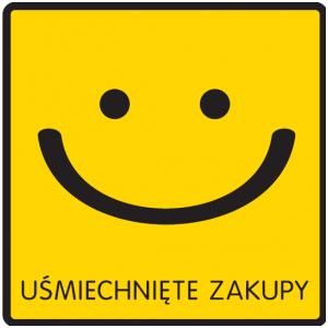 Uśmiechniete zakupy Polsko